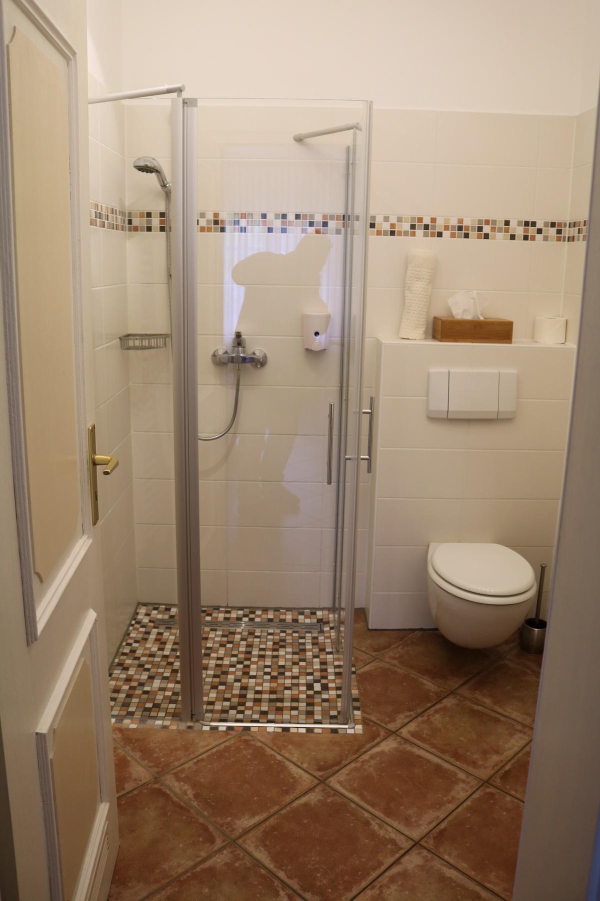 Duschen ohne Stufen