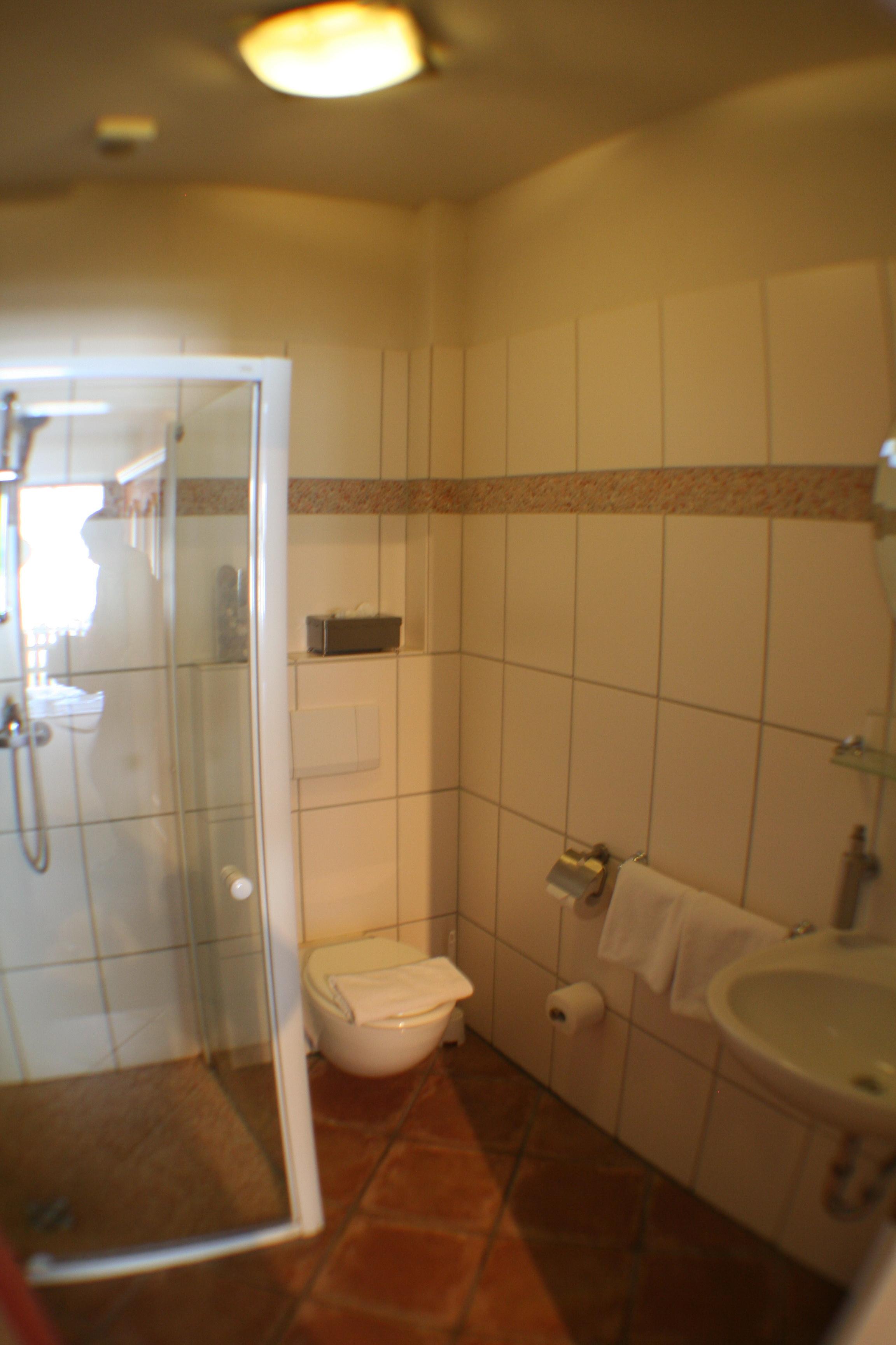 Stufenlose Duschen